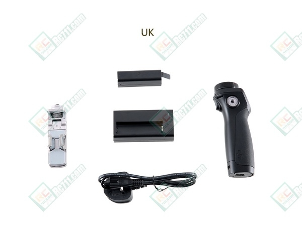 Dji Osmo Handle Kit For Inspire 1 No Camera