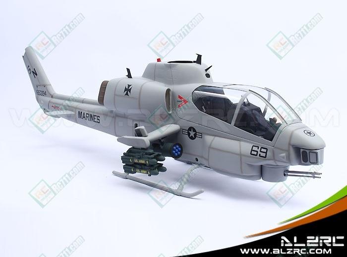 ALZRC 500 Bell AH-1 Cobra Scale Fuselage - B for ALZRC/T-Rex