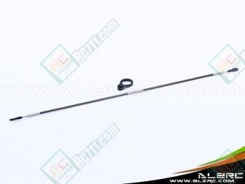 ALZ H45805 450 Sport Carbon Tail Control Rod Assembly