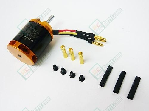 Scorpion HK-3026-1400 Brushless Outrunner Motor for 500-class