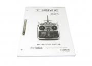 Futaba 18MZH 2.4Ghz 18ch Transmitter & R7008SB Telemetry
