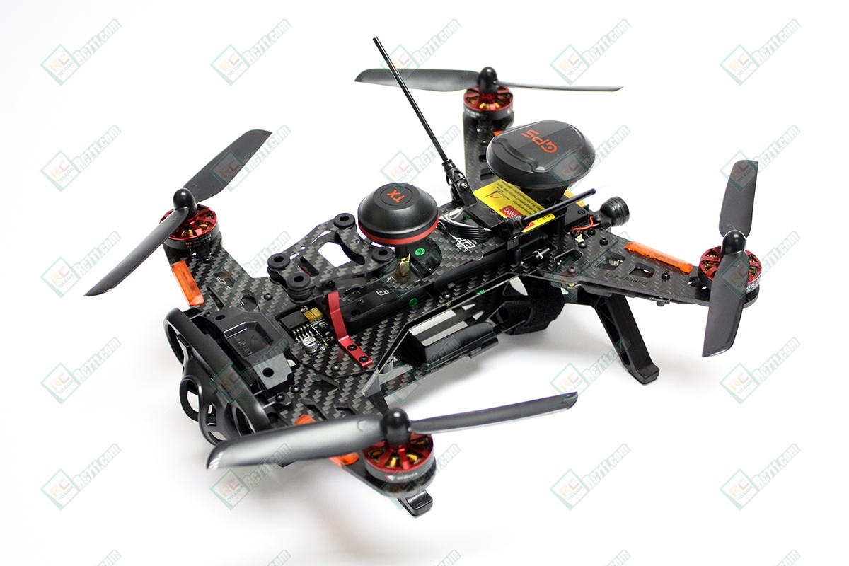 Walkera Runner 250 R Gps Racing Drone With Devo7 Combo